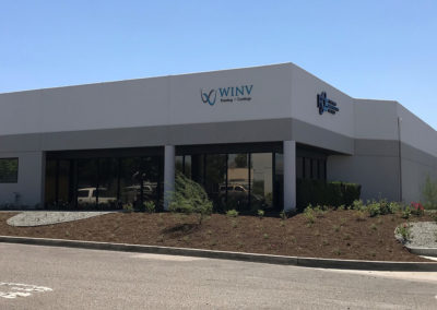 WINV New Corporate Office