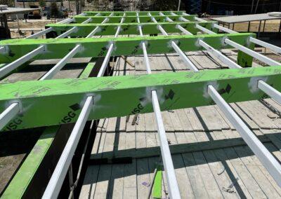 Confluence Park Steel STructure 2