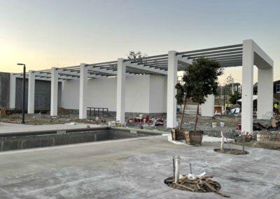 Confluence Park Steel Structure 3